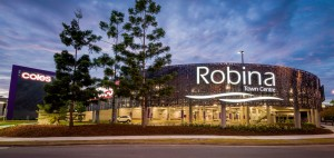 Robina Pressure Cleaning at Robina Town Centre