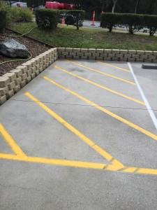 Oxenford Concrete cleaning   Oxenford Car Park Cleaning