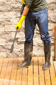 House Washing: Power Washing Deck Gold Coast