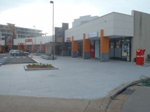 Shopping Centre Pressure Cleaning Gold Coast
